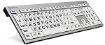 XL Print PC Slim Line Keyboard