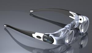 Eschenbach MaxTV Glasses - 2.1X Manification | Active Forever