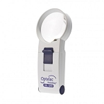Optelec PowerMag+ HaloBright SMD LED Hand-Held Magnifier - Round