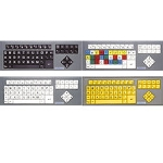 BigKeys LX Keyboards - QWERTY