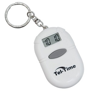 Talking Alarm Clock Keychain