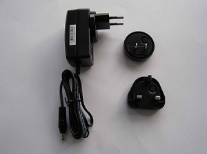 Compact Touch HD Power Supply Wall Adapter