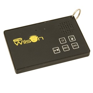 The Mini Wilson Compact Digital Recorder